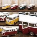 ダイキャストミニカー[Volkswagen Classical Bus (1962)1/32(M)]【ロット12台】