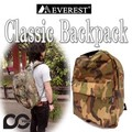EVEREST CLASSIC CAMO BACKPACK 12370
