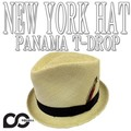NEW YORK HAT #2081 PANAMA T-DROP 12379