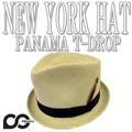 NEW YORK HAT #2081 PANAMA T-DROP 12379