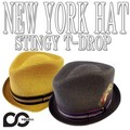 NEW YORK HAT #2315 STINGY T-DROP 12382