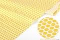 【生地】【布】【WALK THROUGH THE FOREST-honey  】デザインファブリック★50cm単位でカット販売