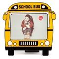 【balvi】フォト フレーム スクールバス