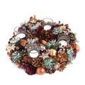 <<クリスマステーブルリース>>★■X'mas/  Table Wreath Ball & Star