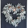 <<クリスマスリース>>★■X'mas/  Heart Wreath -Laurel