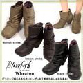 【Blowfish】  Wheaton ヴィンテージ調アンクルブーツ