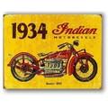 ★よりどり3点送料無料★アメリカン★看板★インディアンモーターサイクル★1934・402シリーズ・レトロ調