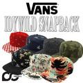 VANS IDYLWILD SNAPBACK CAP   12450