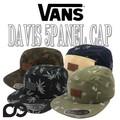 VANS DAVIS 5PANEL CAP 12448