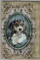 レ ケーク ド ベルトラン LES CAKES DE BERTRAND PARIS  Passport case  パスポートケース  犬