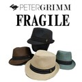【春夏新作】 PETERGRIMM FRAGILE 13345