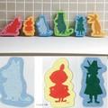 【北欧雑貨ムーミン】食器洗いもお風呂洗いも♪かわいいポップアップスポンジ