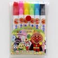 【アンパンマン】『おえかきペン 6色』