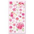 フラワーシール Pink Bouquet