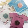 【12色展開】《LMピンズコレクション》帽子やバッグのアクセントに♪種類豊富なピンバッジ(ボタン小)