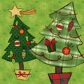 Paw Decor  Collection ペーパーナプキン クリスマス <ツリー×プレゼント>
