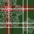 Paw Decor  Collection ペーパーナプキン クリスマス <クリスマスグリッド>