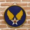 アンティークプレート[U.S. Air Force]<アメ雑>