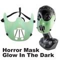 【コスプレマスク★おもしろ雑貨】Horror Mask GlowInTheDark/ホラー/仮装/ハロウィン