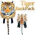 【タイガー グッズ】TIGER BACK PACK バックパック リュック トラ リアル ファー タイガー とら