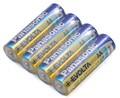 【ボタン電池・乾電池】パナソニック EVOLTA(エボルタ)アルカリ乾電池 単3形 4本セット