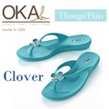【OKA b. オカビー】インポートサンダルClover (クローバー)