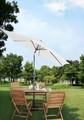 ガーデン パラソル【傘】【日よけ】【アウトドア】【組み立て】