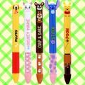 【ディズニー】『mimiペン』<プーさん/スティッチ/チップ&デール/マリー/プルート>