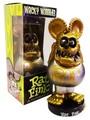 BIG DADDYエドロスの名キャラクター『RAT FINK』!【ボビングヘッド★ラットフィンク(シルバー)】