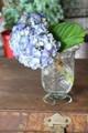 【北欧/花器・ベース】】<フラワーベースや空間演出に>Glass on フット M+北欧+花器