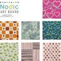 ノディック アート ボード【ウォールデコレーション】フォトフレーム<木製・アクリルボード>