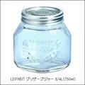 LEIFHEIT(ライフハイト)プリザーブジャー 3/4L(750ml) 62020