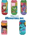 レディース靴下 ディズニー STORYシリーズ<モンスターズ・インク