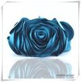 美しい花のようなコサージュ状パーティーバッグ ba202 / 10色