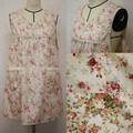 【特価】エプロン<ローズ 薔薇 ファッション レース>