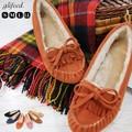 【SALE】◆インヒールファーモカシンパンプス/靴/雑貨◆419063
