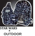 OUTDOOR PRODUCTS×STAR WARS <スペース柄シリーズ バッグ