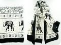【セール】3色★エスニック象柄大判スカーフ/ストール 70108