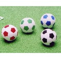 【イワコーおもしろ消しゴム】『サッカーボール』<4色> ☆日本製☆