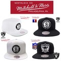 Mitchell&Ness WOOL SOLID SNAPBACK 13182