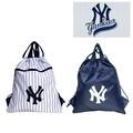 大人気ベースボールチーム☆ファン必見♪【NY Yankees ナップサック(NY-004)】