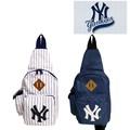 大人気ベースボールチーム☆ファン必見♪☆【NY Yankees ボディバッグ(NY-005)】