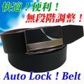 【30%OFF】【ファッション】無段階調整メンズ ベルト(その2)(幅3.5cm ブラック)【本革 メンズ ベルト】