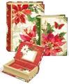 パンチスタジオ クリスマス スモールブックボックス[3サイズセット] <フラワー>