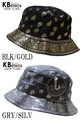 KB ETHOS NEW PAISLEY BUCKET HAT  13379