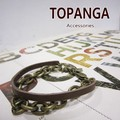 【まとめ買い特価】TOPANGA Accessories レザー&チェーンブレスレット