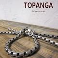 【まとめ買い特価】TOPANGA Accessories シルバーチェーンブレスレット