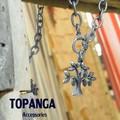 【まとめ買い特価】TOPANGA Accessories シルバーツリーネックレス