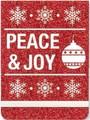 MOLLY&REX クリスマス ポケットフリップパッド <オーナメント>