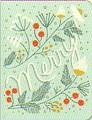 MADISON PARK GREETINGS クリスマスカード <フラワー>